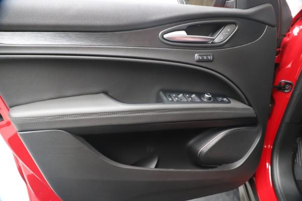 New 2020 Alfa Romeo Stelvio Q4 for sale $49,240 at Alfa Romeo of Westport in Westport CT 06880 17
