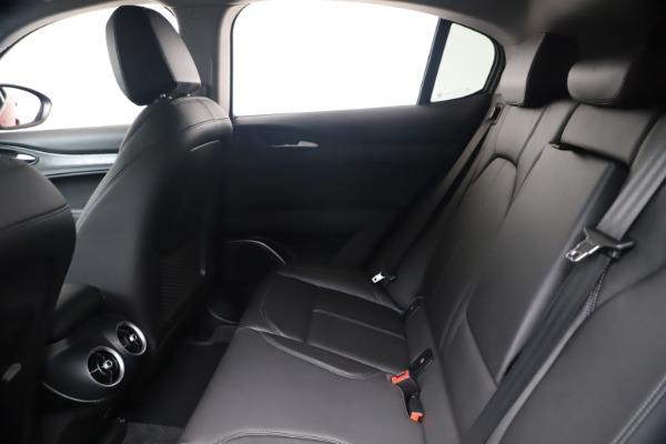 New 2020 Alfa Romeo Stelvio Q4 for sale $49,240 at Alfa Romeo of Westport in Westport CT 06880 19