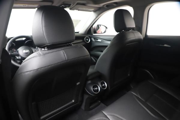 New 2020 Alfa Romeo Stelvio Q4 for sale $49,240 at Alfa Romeo of Westport in Westport CT 06880 20