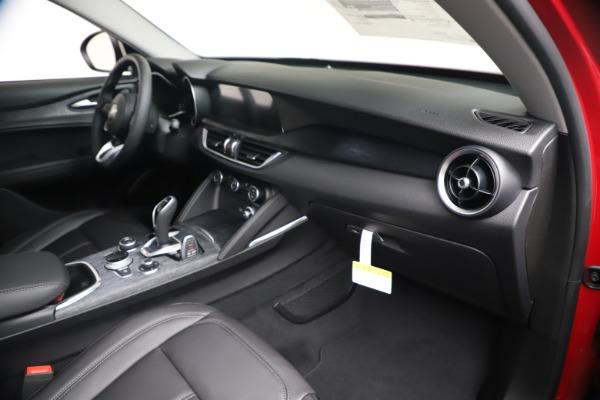 New 2020 Alfa Romeo Stelvio Q4 for sale $49,240 at Alfa Romeo of Westport in Westport CT 06880 22