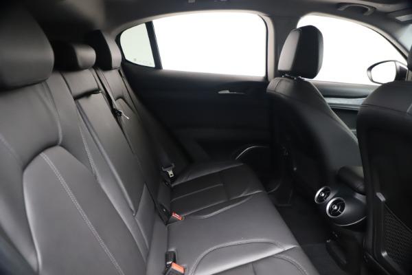 New 2020 Alfa Romeo Stelvio Q4 for sale $49,240 at Alfa Romeo of Westport in Westport CT 06880 27