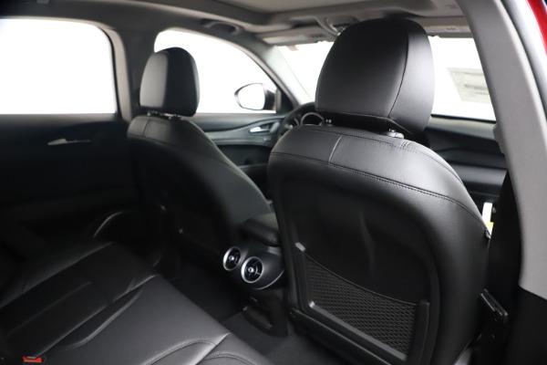 New 2020 Alfa Romeo Stelvio Q4 for sale $49,240 at Alfa Romeo of Westport in Westport CT 06880 28