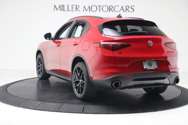 New 2020 Alfa Romeo Stelvio Q4 for sale $49,240 at Alfa Romeo of Westport in Westport CT 06880 5