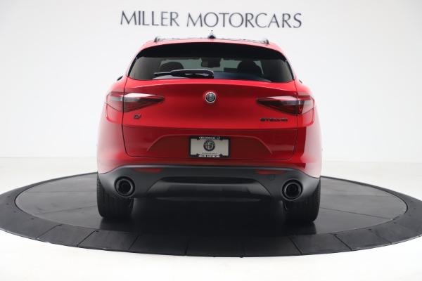 New 2020 Alfa Romeo Stelvio Q4 for sale $49,240 at Alfa Romeo of Westport in Westport CT 06880 6