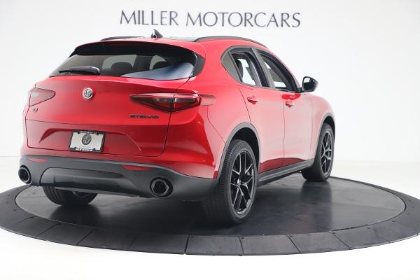 New 2020 Alfa Romeo Stelvio Q4 for sale $49,240 at Alfa Romeo of Westport in Westport CT 06880 7