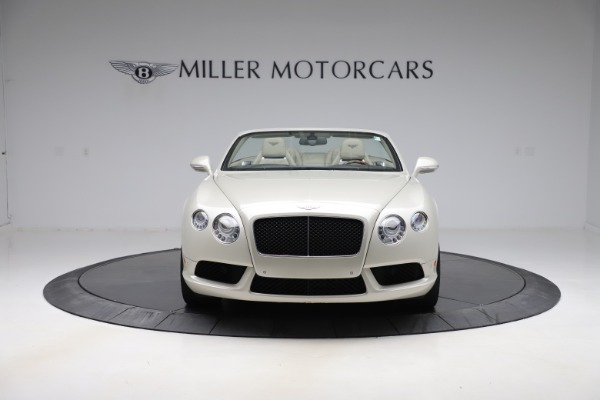 Used 2015 Bentley Continental GTC V8 for sale $109,900 at Alfa Romeo of Westport in Westport CT 06880 12