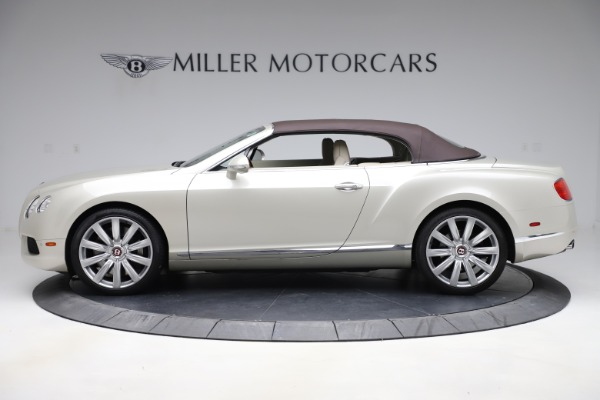 Used 2015 Bentley Continental GTC V8 for sale $109,900 at Alfa Romeo of Westport in Westport CT 06880 14