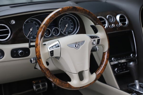 Used 2015 Bentley Continental GTC V8 for sale $109,900 at Alfa Romeo of Westport in Westport CT 06880 26