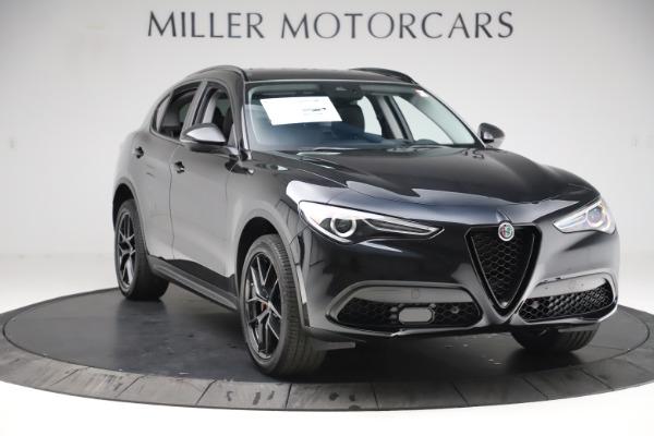 New 2020 Alfa Romeo Stelvio Q4 for sale $49,840 at Alfa Romeo of Westport in Westport CT 06880 11