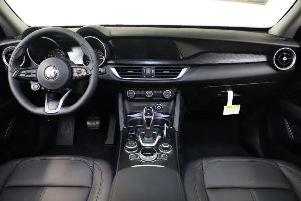 New 2020 Alfa Romeo Stelvio Q4 for sale $49,840 at Alfa Romeo of Westport in Westport CT 06880 16