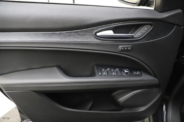 New 2020 Alfa Romeo Stelvio Q4 for sale $49,840 at Alfa Romeo of Westport in Westport CT 06880 17