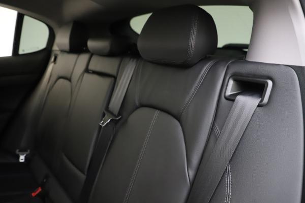 New 2020 Alfa Romeo Stelvio Q4 for sale $49,840 at Alfa Romeo of Westport in Westport CT 06880 18
