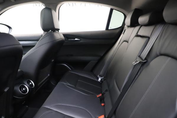 New 2020 Alfa Romeo Stelvio Q4 for sale $49,840 at Alfa Romeo of Westport in Westport CT 06880 19