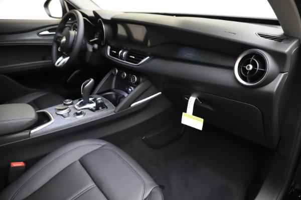 New 2020 Alfa Romeo Stelvio Q4 for sale $49,840 at Alfa Romeo of Westport in Westport CT 06880 22
