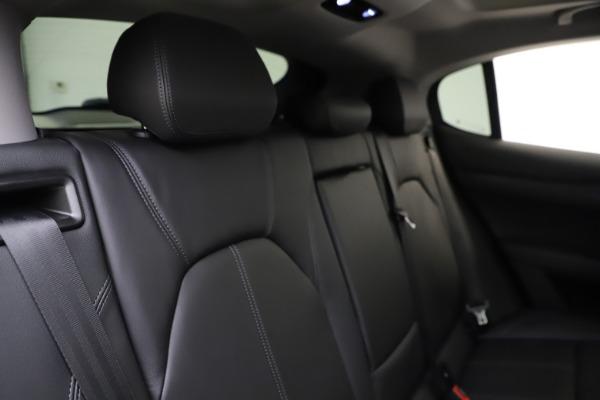 New 2020 Alfa Romeo Stelvio Q4 for sale $49,840 at Alfa Romeo of Westport in Westport CT 06880 26