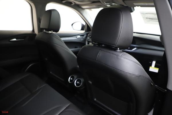 New 2020 Alfa Romeo Stelvio Q4 for sale $49,840 at Alfa Romeo of Westport in Westport CT 06880 28