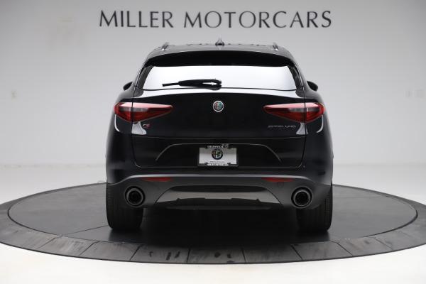 New 2020 Alfa Romeo Stelvio Q4 for sale $49,840 at Alfa Romeo of Westport in Westport CT 06880 6