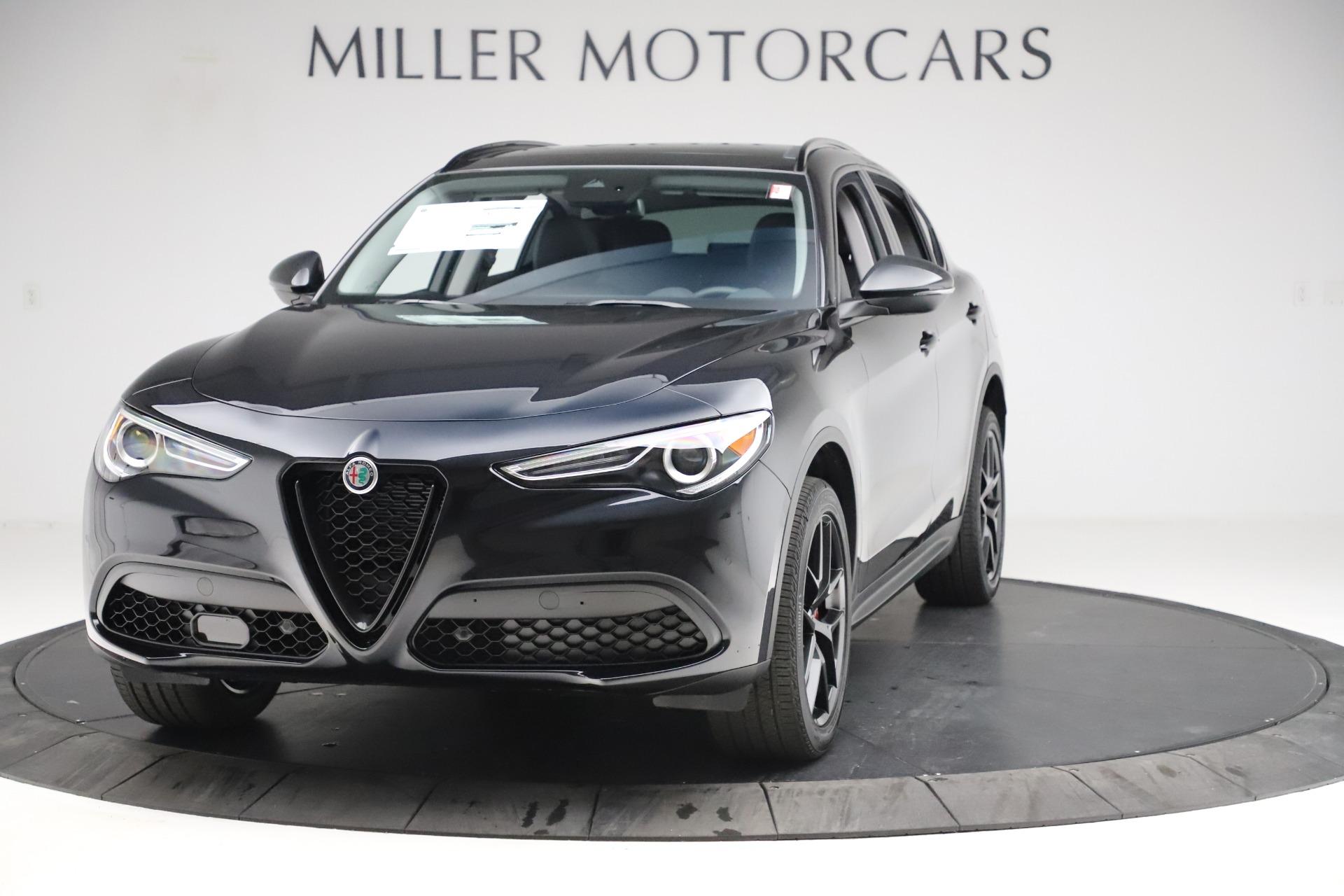 New 2020 Alfa Romeo Stelvio Q4 for sale $49,840 at Alfa Romeo of Westport in Westport CT 06880 1