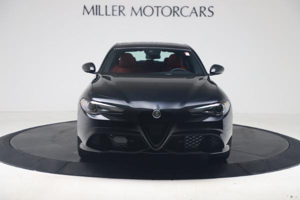 New 2020 Alfa Romeo Giulia Ti Sport Q4 for sale $56,440 at Alfa Romeo of Westport in Westport CT 06880 12