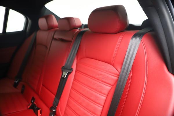 New 2020 Alfa Romeo Giulia Ti Sport Q4 for sale $56,440 at Alfa Romeo of Westport in Westport CT 06880 18