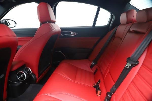 New 2020 Alfa Romeo Giulia Ti Sport Q4 for sale $56,440 at Alfa Romeo of Westport in Westport CT 06880 19