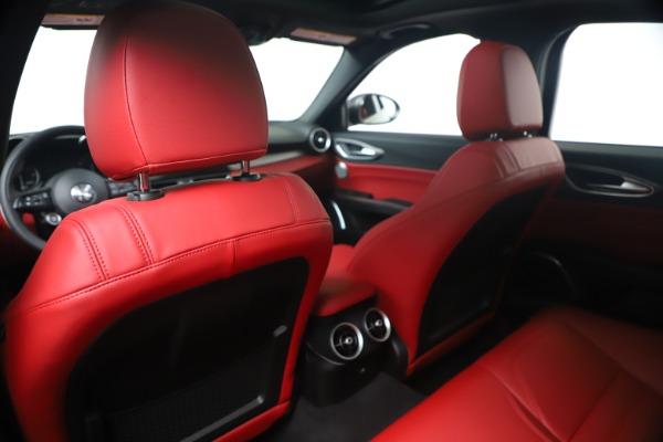 New 2020 Alfa Romeo Giulia Ti Sport Q4 for sale $56,440 at Alfa Romeo of Westport in Westport CT 06880 20