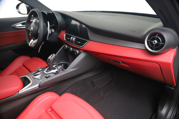 New 2020 Alfa Romeo Giulia Ti Sport Q4 for sale $56,440 at Alfa Romeo of Westport in Westport CT 06880 22