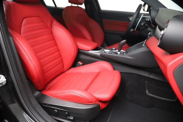 New 2020 Alfa Romeo Giulia Ti Sport Q4 for sale $56,440 at Alfa Romeo of Westport in Westport CT 06880 24