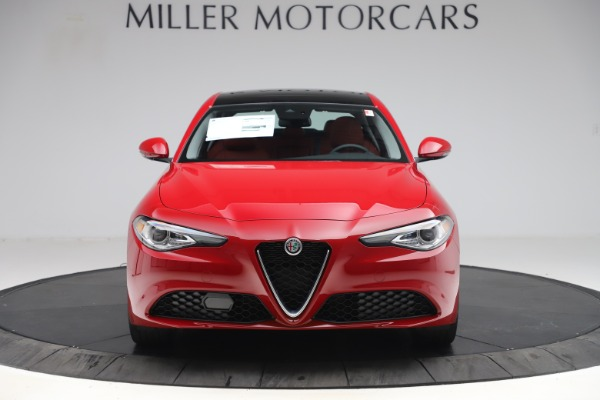 New 2020 Alfa Romeo Giulia Q4 for sale $45,740 at Alfa Romeo of Westport in Westport CT 06880 12