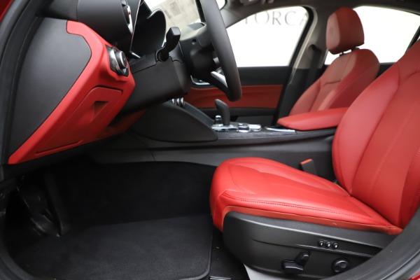 New 2020 Alfa Romeo Giulia Q4 for sale $45,740 at Alfa Romeo of Westport in Westport CT 06880 14