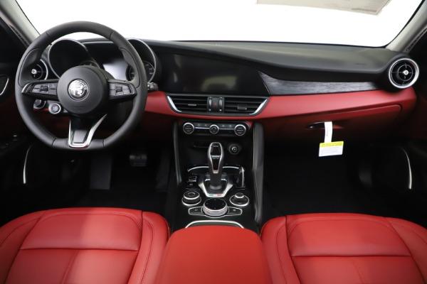 New 2020 Alfa Romeo Giulia Q4 for sale $45,740 at Alfa Romeo of Westport in Westport CT 06880 16