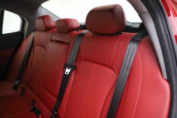New 2020 Alfa Romeo Giulia Q4 for sale $45,740 at Alfa Romeo of Westport in Westport CT 06880 18