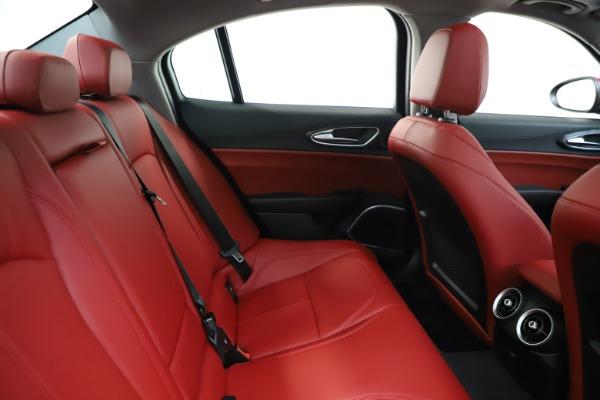 New 2020 Alfa Romeo Giulia Q4 for sale $45,740 at Alfa Romeo of Westport in Westport CT 06880 27