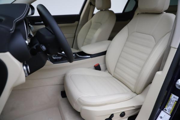 New 2020 Alfa Romeo Stelvio Ti Lusso Q4 for sale $55,790 at Alfa Romeo of Westport in Westport CT 06880 15