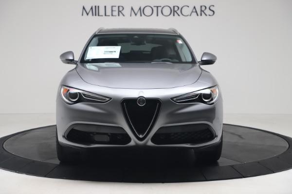 New 2020 Alfa Romeo Stelvio Ti Lusso Q4 for sale $55,790 at Alfa Romeo of Westport in Westport CT 06880 12