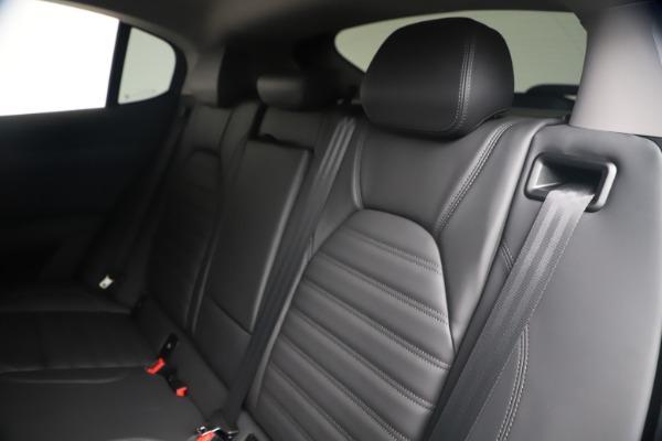 New 2020 Alfa Romeo Stelvio Ti Lusso Q4 for sale $55,790 at Alfa Romeo of Westport in Westport CT 06880 18