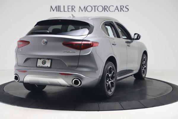 New 2020 Alfa Romeo Stelvio Ti Lusso Q4 for sale $55,790 at Alfa Romeo of Westport in Westport CT 06880 7