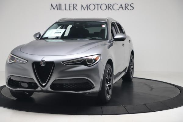 New 2020 Alfa Romeo Stelvio Ti Lusso Q4 for sale $55,790 at Alfa Romeo of Westport in Westport CT 06880 1