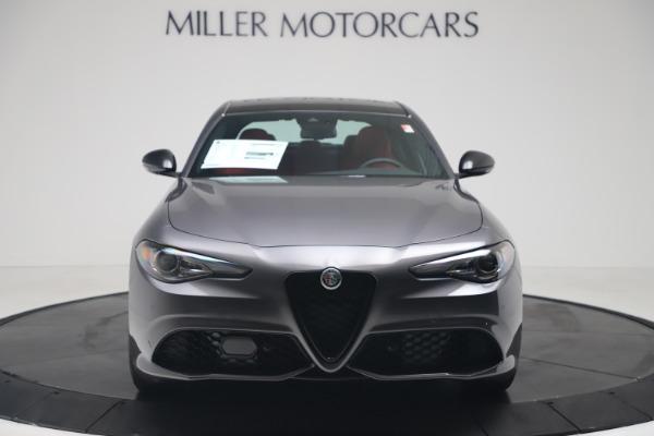 New 2020 Alfa Romeo Giulia Ti Sport Q4 for sale Sold at Alfa Romeo of Westport in Westport CT 06880 12