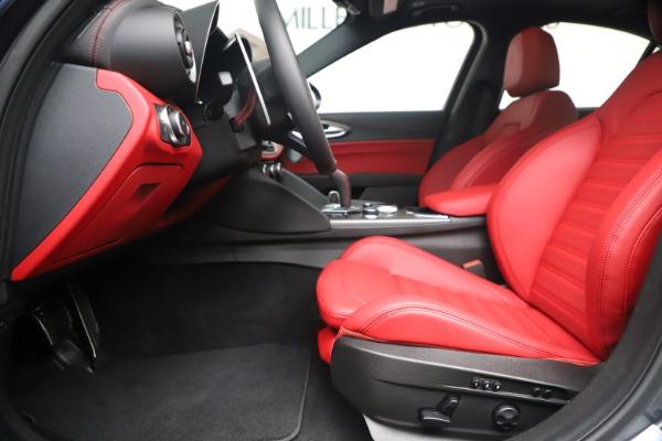 New 2020 Alfa Romeo Giulia Ti Sport Q4 for sale Sold at Alfa Romeo of Westport in Westport CT 06880 14