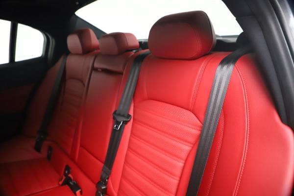 New 2020 Alfa Romeo Giulia Ti Sport Q4 for sale Sold at Alfa Romeo of Westport in Westport CT 06880 18
