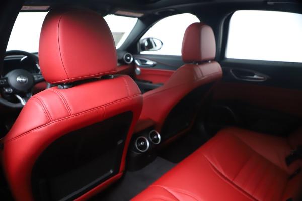 New 2020 Alfa Romeo Giulia Ti Sport Q4 for sale Sold at Alfa Romeo of Westport in Westport CT 06880 20