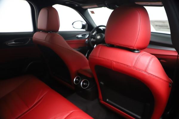 New 2020 Alfa Romeo Giulia Ti Sport Q4 for sale Sold at Alfa Romeo of Westport in Westport CT 06880 28