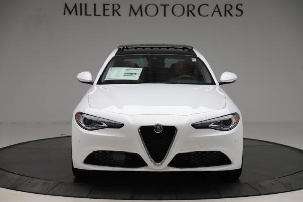 New 2020 Alfa Romeo Giulia Q4 for sale $45,590 at Alfa Romeo of Westport in Westport CT 06880 13