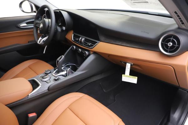 New 2020 Alfa Romeo Giulia Q4 for sale $45,590 at Alfa Romeo of Westport in Westport CT 06880 23