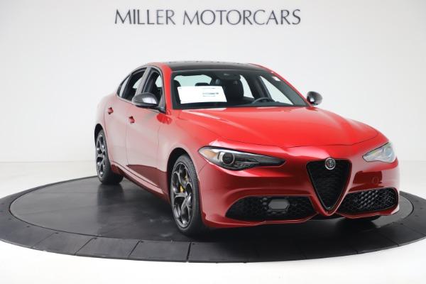 New 2020 Alfa Romeo Giulia Ti Sport Q4 for sale $56,690 at Alfa Romeo of Westport in Westport CT 06880 11