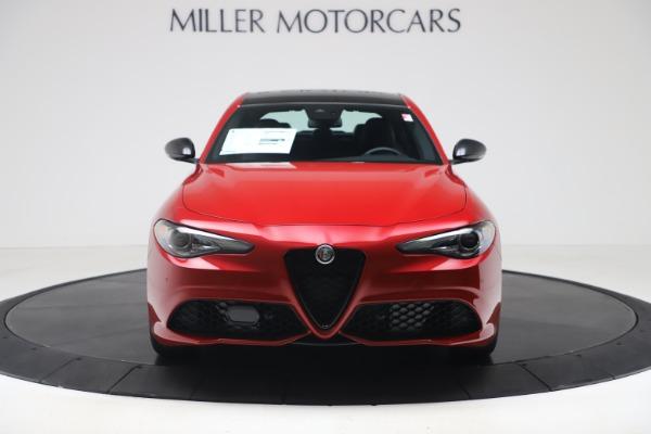 New 2020 Alfa Romeo Giulia Ti Sport Q4 for sale $56,690 at Alfa Romeo of Westport in Westport CT 06880 12