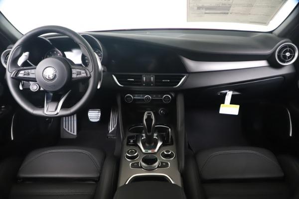 New 2020 Alfa Romeo Giulia Ti Sport Q4 for sale $56,690 at Alfa Romeo of Westport in Westport CT 06880 16