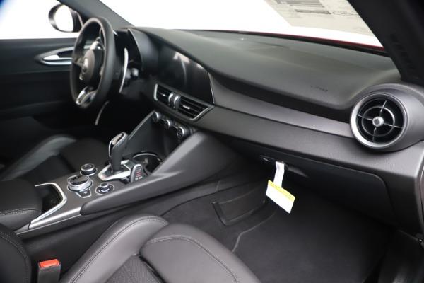 New 2020 Alfa Romeo Giulia Ti Sport Q4 for sale $56,690 at Alfa Romeo of Westport in Westport CT 06880 22