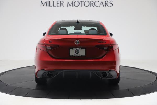 New 2020 Alfa Romeo Giulia Ti Sport Q4 for sale $56,690 at Alfa Romeo of Westport in Westport CT 06880 6